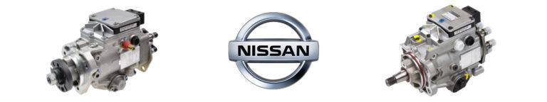 Naprawa sterownika pompy wtryskowej NISSAN